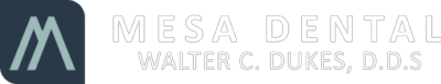 mesa dental santa barbara logo